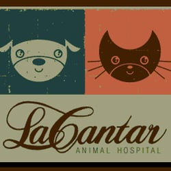 La Cantar Animal Hospital logo