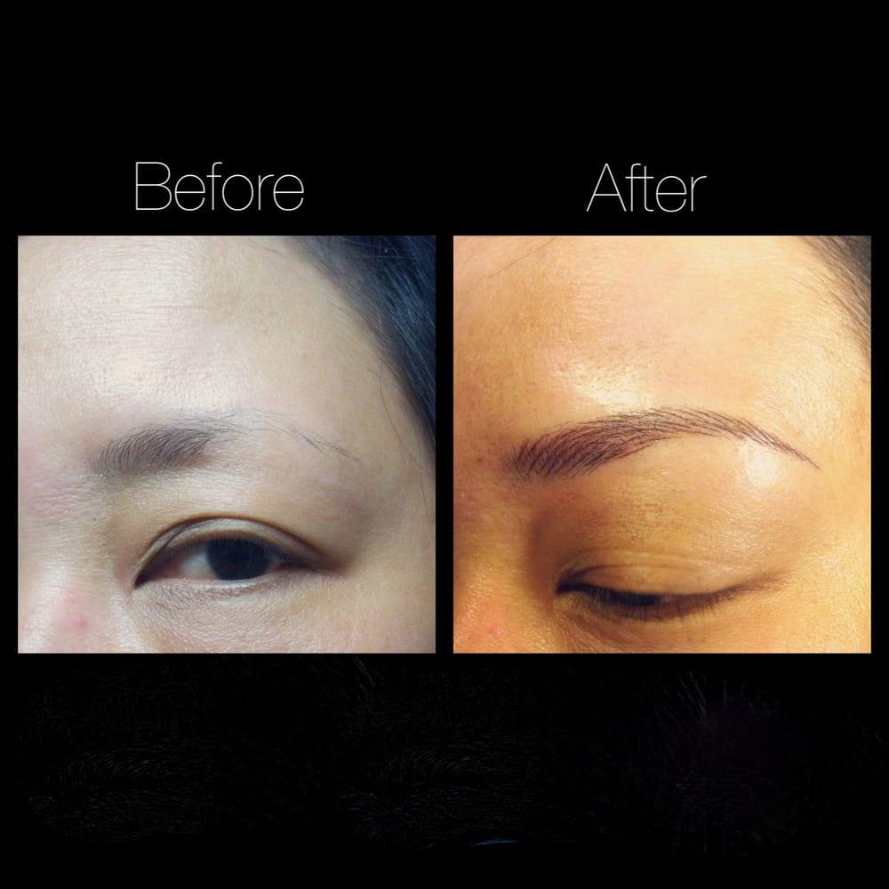 Semi permanent makeup