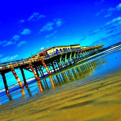 Sunglow fishing pier daytona beach fl united states yelp for Daytona beach fishing