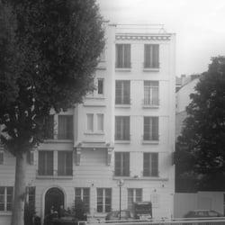 Hôtel de la Jatte, Neuilly sur Seine, Hauts-de-Seine, France