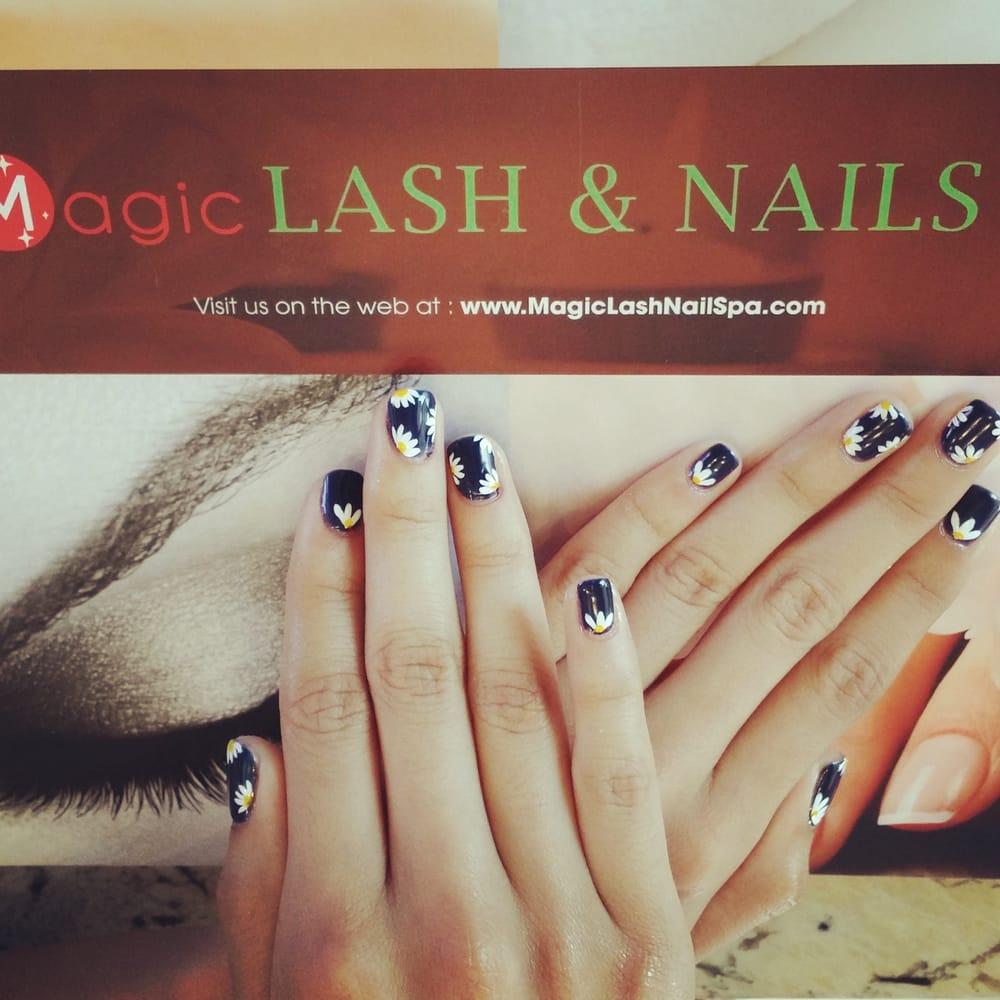 Magic Lash & Nails Spa
