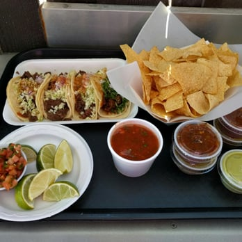 backyard taco mesa az united states 3 carne asada tacos 1 birria