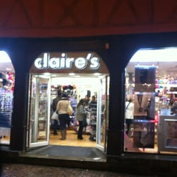 Claire s jewellery esquirol toulouse france for Claires toulouse