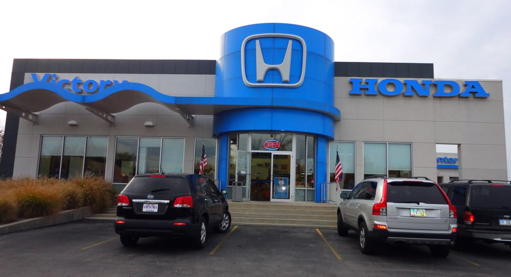 Victory honda of plymouth car dealership plymouth michigan for Honda dealer ann arbor