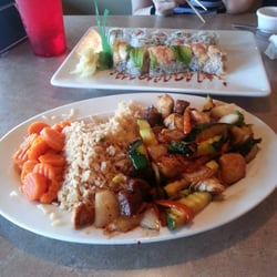Carmen Durham — 1 star I will never eat here again! Ordered a sushi roll, took one bite and was not satisfied with it, asked for another one, specifically asked waiter if I would would be charged for two and he said no, he could get me another one/5(73).