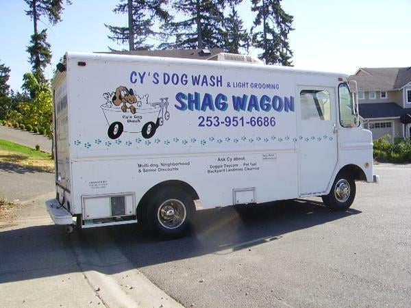 Cys Dog Wash Mobile Grooming