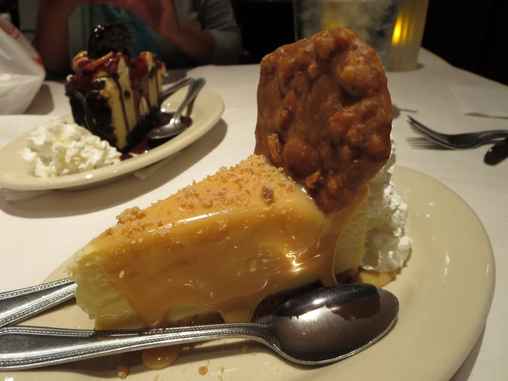 Coupon for copeland's cheesecake bistro