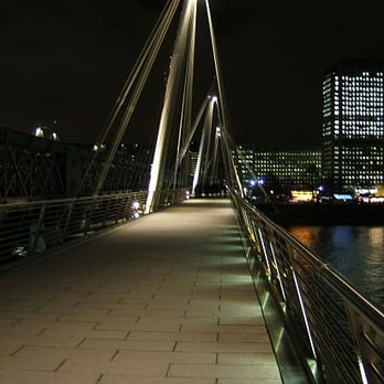 Golden Jubilee Bridge - London, United Kingdom