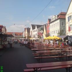 Sommernachtsfest, Fürstenfeldbruck, Bayern