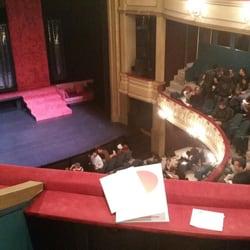 Théâtre du Gymnase - Marseille, France. Loge