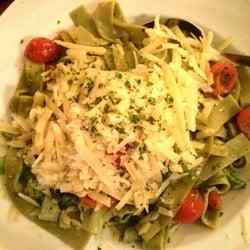 Tagesgericht: Bandnudeln mit Broccoli,…