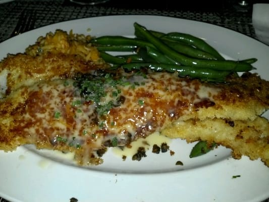 crusted halibut mccormick and schmick s recipe serves 2 fish and crust ...