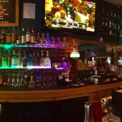 The Wreck Room - San Francisco, CA, États-Unis. Pano of the Bar