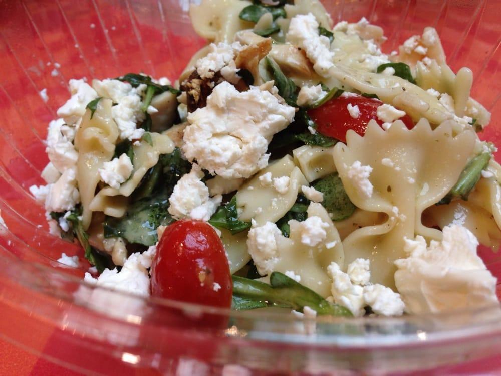 Ebar - Atlanta, GA, United States. Lemon chicken bow tie pasta salad