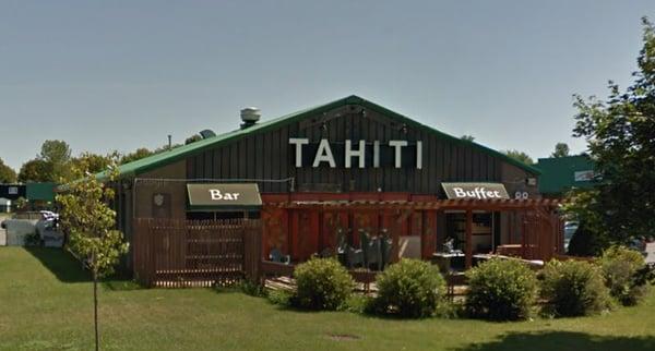 Restaurant Tahiti
