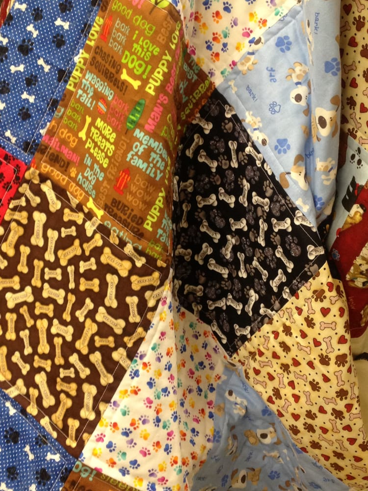 Pieced together studio fabric stores mesquite tx for Fabric outlet near me