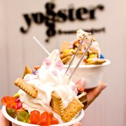 yoggster frozen yogurt, Erfurt, Thüringen, Germany