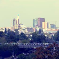 Die einzige Berliner Skyline - Potsdamer…