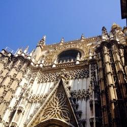 Catedral de Sevilla, Seville, Sevilla, Spain