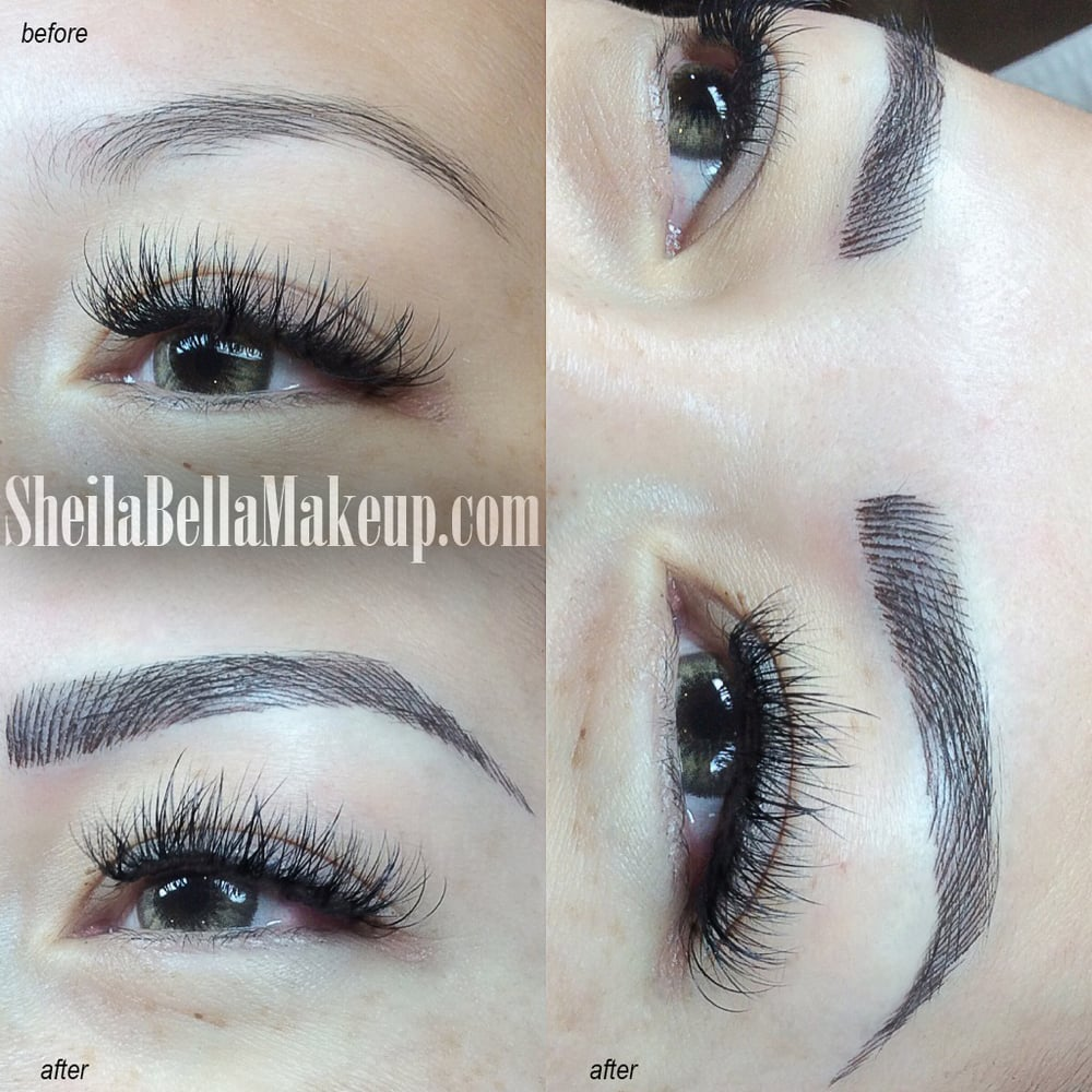 Sheila bella permanent makeup 262 foto visagisti sun - Diva 262 recensione ...