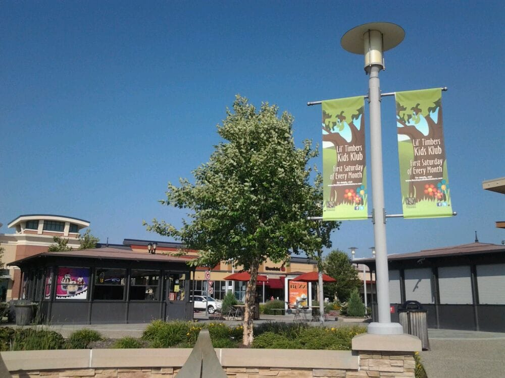 The Shops at Fallen Timbers - Shopping Centers - Maumee, OH ...
