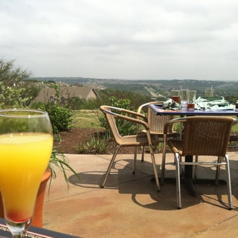 Aldaco 39 s stone oak mimosa w a million dollar view for Aldacos mexican cuisine