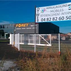 DTWeb, Clermont-Ferrand, Haute-Loire
