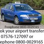 Edinburgh Airport Taxis