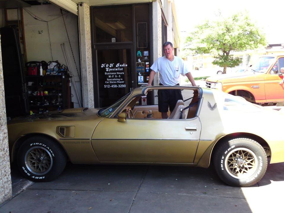 Austin car stereo