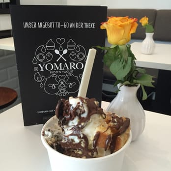 yomaro frozen yogurt 16 photos ice cream frozen yogurt nordend ost frankfurt hessen. Black Bedroom Furniture Sets. Home Design Ideas