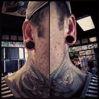 Pierced hearts tattoo parlor scalpel assisted 1 2 to 5 for Pierced hearts tattoo parlor