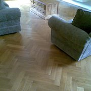 French Parquet Engineered for over underfloor heating