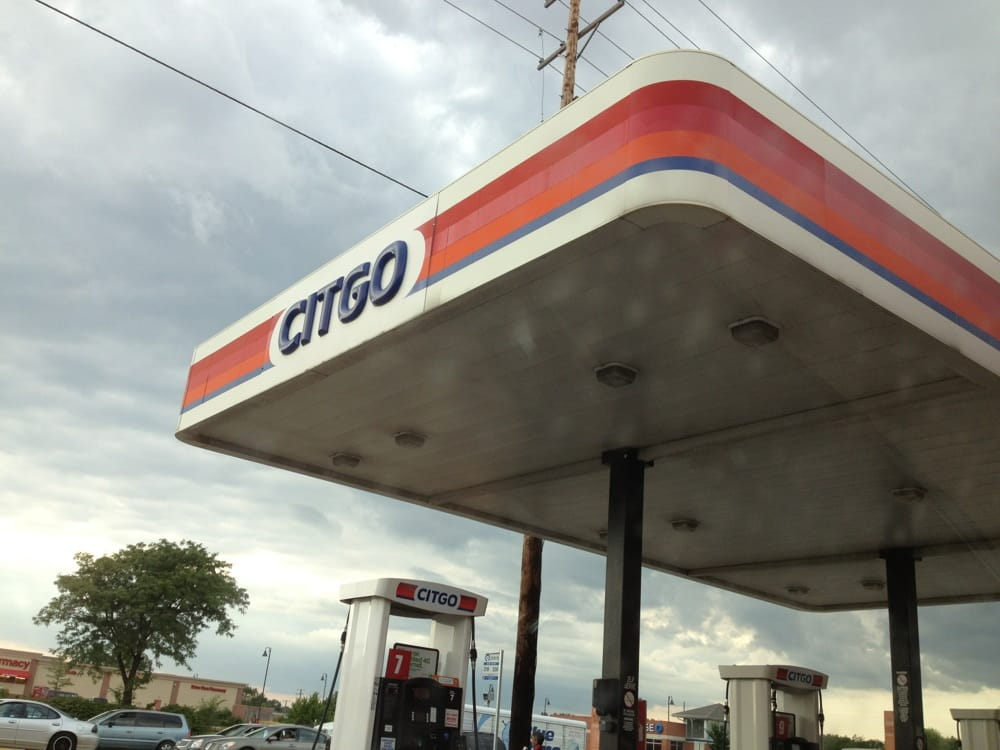 Franklin Park (IL) United States  city photo : Citgo Grand and Mannheim Franklin Park, IL, United States