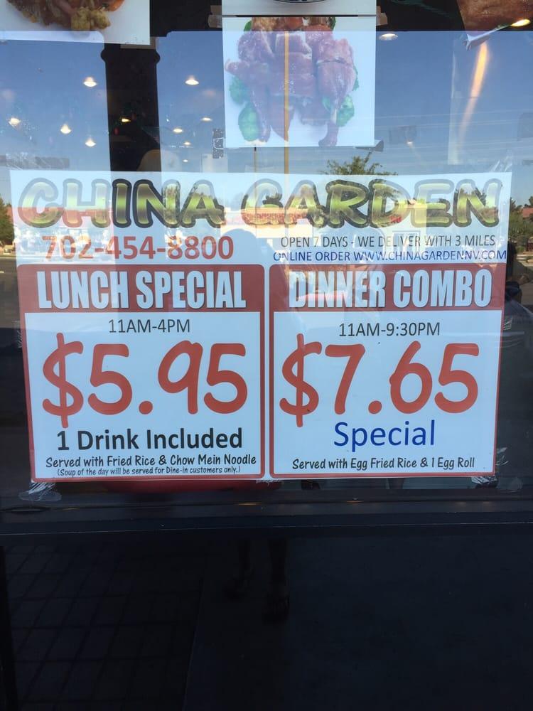 China Garden 19 Fotos Chinesisches Restaurant
