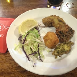 Pakora passport night. Especially put on…