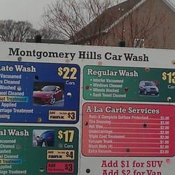 Montgomery Hills Car Wash