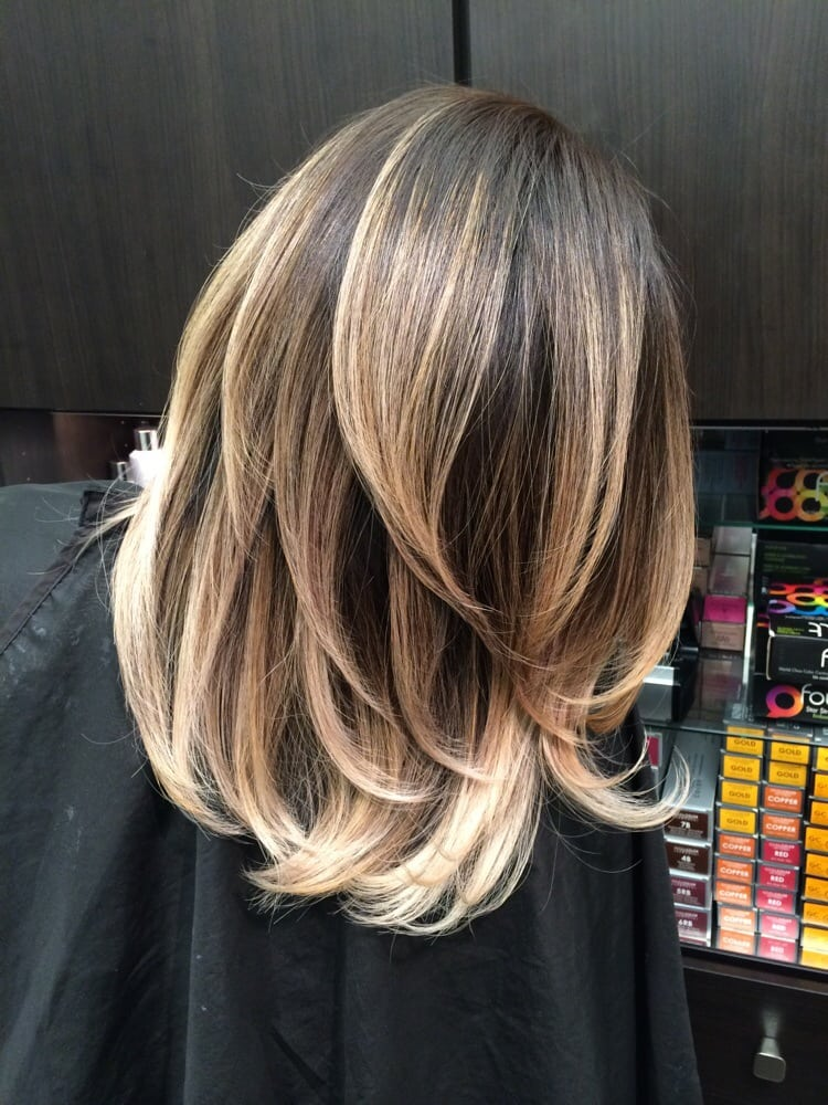Blonde Balayage Yelp