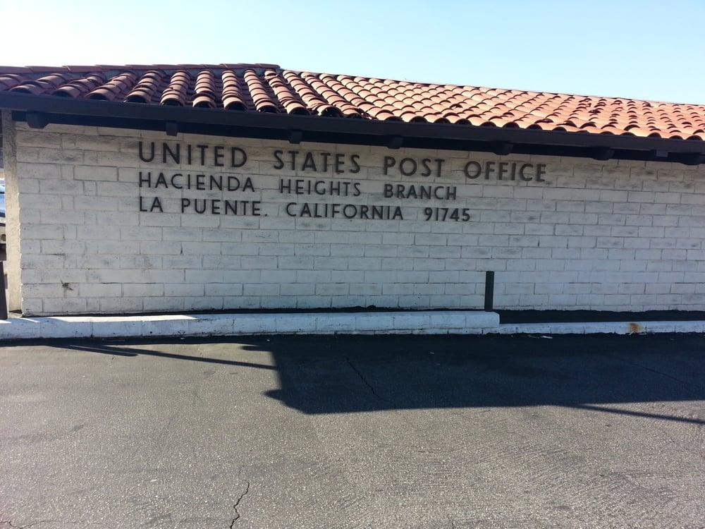 Us Post Office Post Offices Hacienda Heights Ca