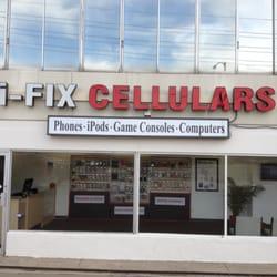 i-Fix Cellulars & More logo