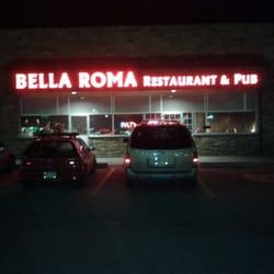 Bella roma restaurant pizza calgary ab reviews for Ristorante elle roma