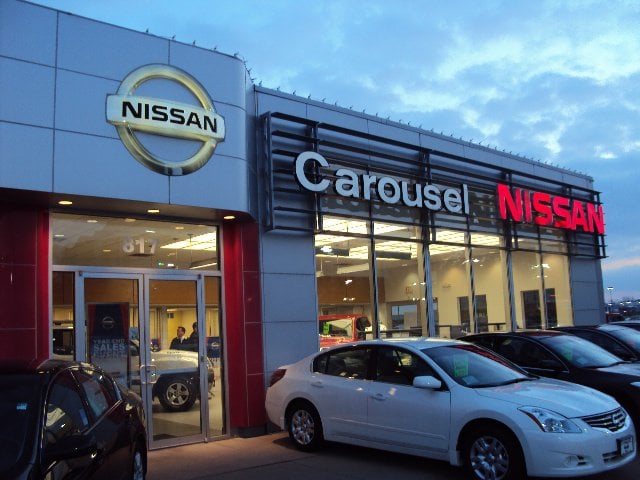 carousel nissan iowa city ia yelp. Black Bedroom Furniture Sets. Home Design Ideas