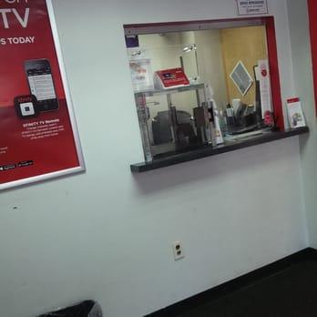 comcast customer care center locations