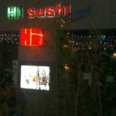 Hi Sushi - London, United Kingdom