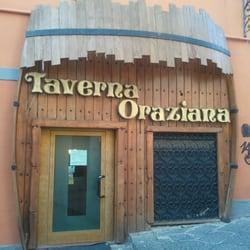 Taverna Oraziana, Potenza, Italy