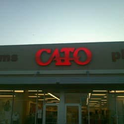 Cato Fashions Houston Cato Corporation the Houston
