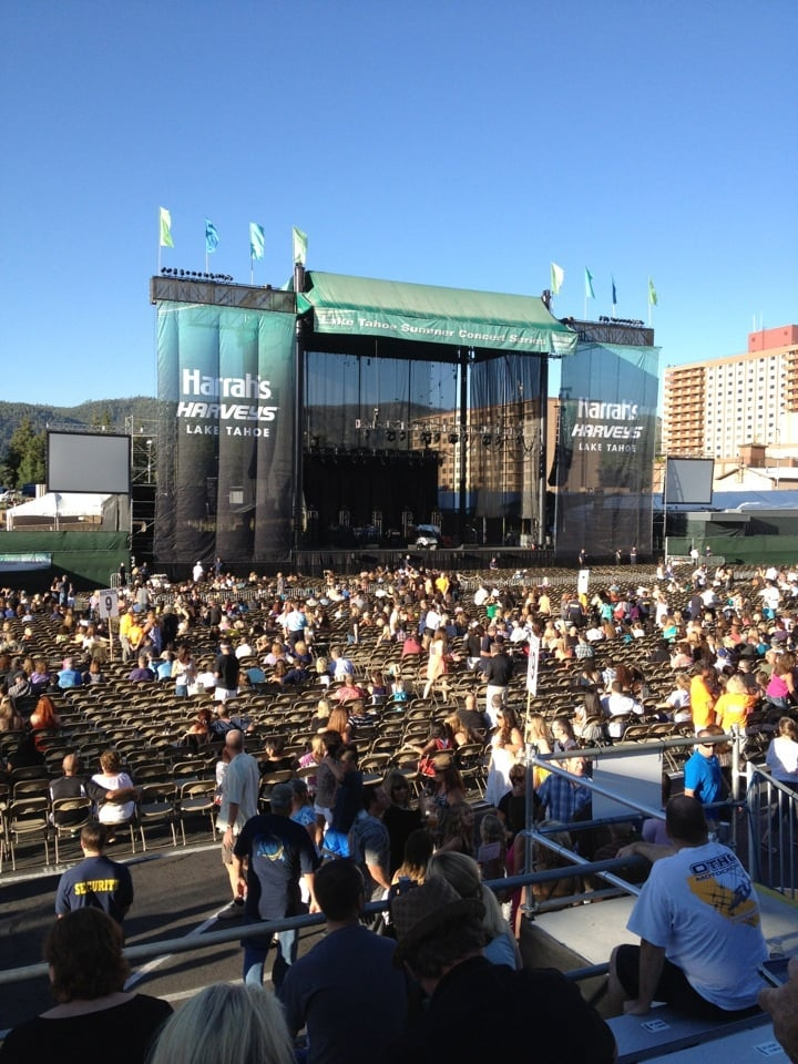Photos for Lake Tahoe Outdoor Arena At Harveys | Yelp