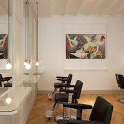 Radio Hair Salon, London