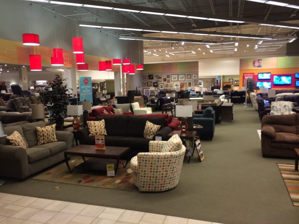 Art van furniture furniture stores warren mi yelp for Furniture outlet