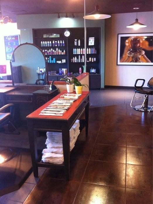 Seattle style salon hairdressers roxhill seattle wa for Salon seattle