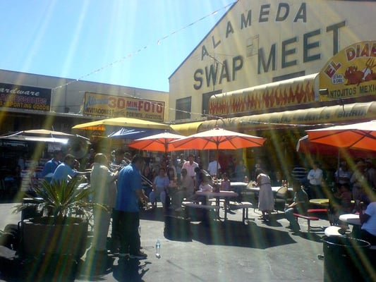 swap meet in east los angeles